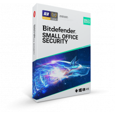 Bitdefender Small Office Security 2021, Runtime: 2 anos, Device: 10 Device, image