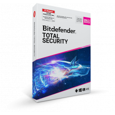 Bitdefender Total Security 2021, Runtime: 1 ano, Device: 5 Device, image