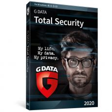 G DATA Total Security 2021, Runtime: 1 ano, Device: 1 Device, image