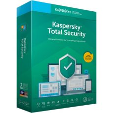 Kaspersky Total Security 2021-2022, Runtime: 2 anos, Device: 1 Device, image
