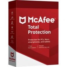 McAfee Total Protection 2021, Runtime: 1 ano, Device: 1 Device, image