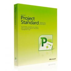 Project 2010 Standard, image