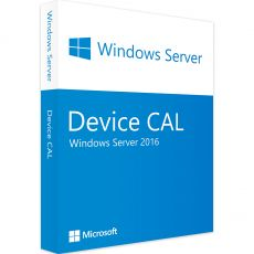 Windows Server 2016 - Device CALs, Client Access Licenses: 1 CAL, image