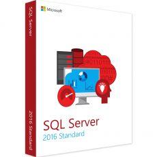 Microsoft SQL Server 2016 Standard, image