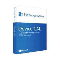 Exchange Server 2013 Standard - Device CALs, Client Access Licenses: 1 CAL, image